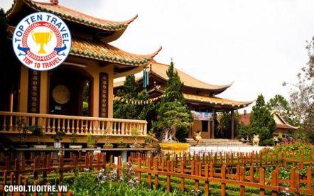 Tour du lịch Đà Lạt - Cao nguyên tình tứ