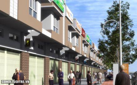Nhà phố thương gia Nam Long