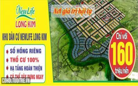 Sang đất nền – Dự án Newlife Long Kim