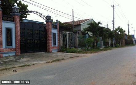Sang biệt thự vườn tại xã Tân An Hội,Củ Chi