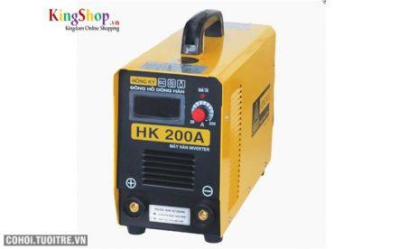 Máy hàn điện tử Hồng Ký HK 200A-PK - Inverter