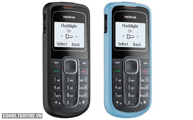Điện thoại Nokia 1202 (máy cũ thay vỏ)