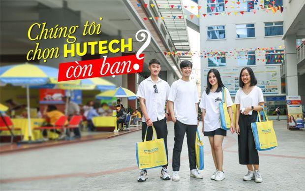 HUTECH - trường đại học 'đa trải nghiệm' cho sinh viên năng động