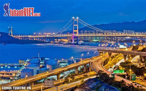 Tour Hồng Kông 4N giá ưu đãi từ 9,99 triệu đồng
