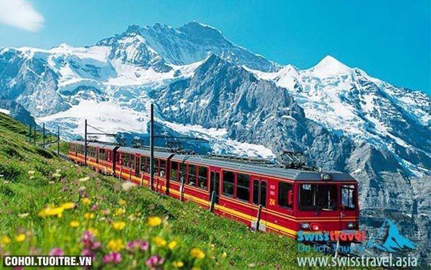Tour vòng quanh Thụy Sĩ 7 ngày