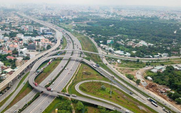 Trục đường Đông Tây sẽ trở thành cung đường đắt giá bậc nhất cửa ngõ Đông Sài Gòn