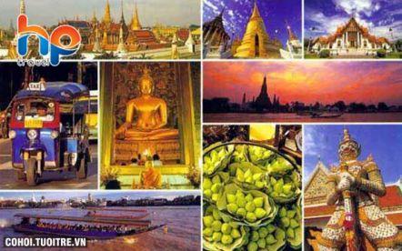 Du lịch Thái Lan 5 ngày từ mùng 01 Tết Bính Thân
