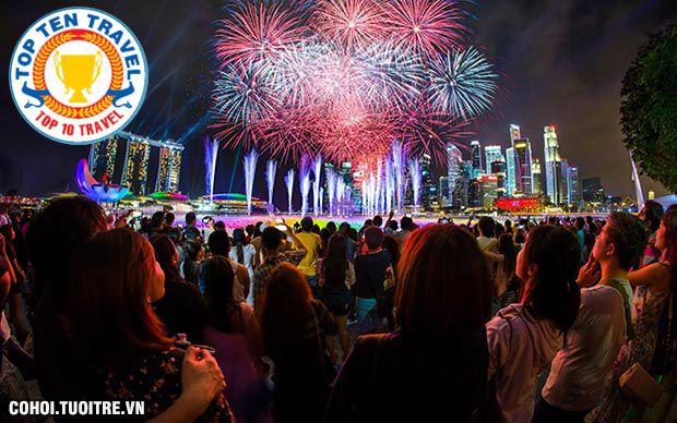 Du lịch Singapore - Malaysia Tết Mậu Tuất 2018