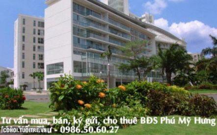 Cho thuê căn hộ Garden Court 2 Phú Mỹ Hưng