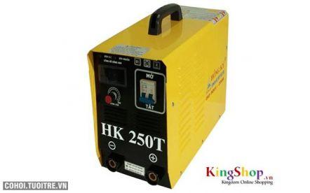 Máy hàn điện tử Hồng Ký HK 250T - Inverter