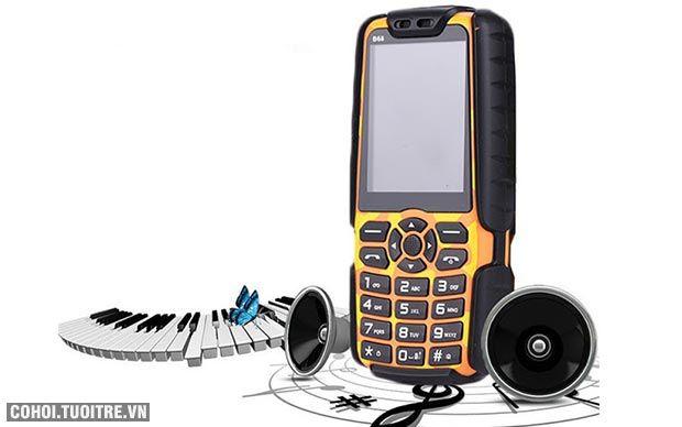 Điện thoại pin khủng, loa nghe nhạc hay kiêm sạc dự phòng