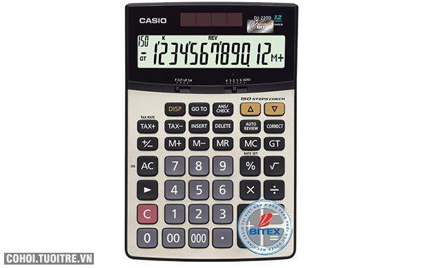 Máy tính Casio DJ 220D