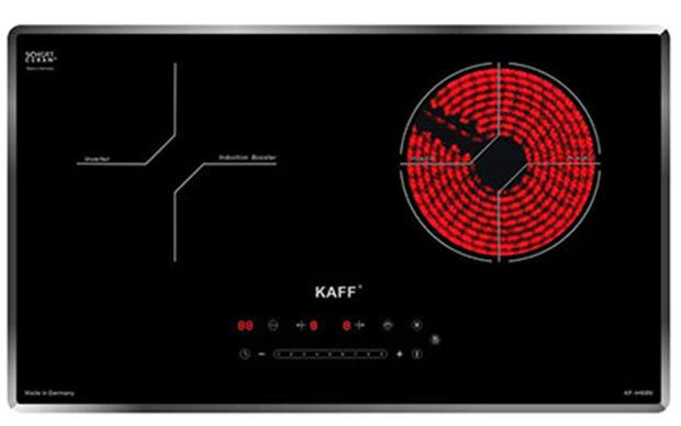 Bếp đôi hồng ngoại điện từ Kaff KF-IH68N