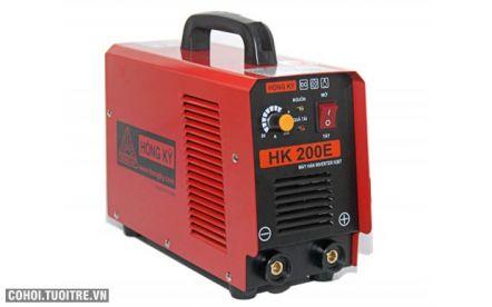 Máy hàn điện tử Hồng Ký HK-200E-PK - Máy hàn que 200A