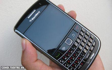 Blackberry 9650 hàng cũ nhập từ Mỹ, giá chỉ 1tr3 đồng