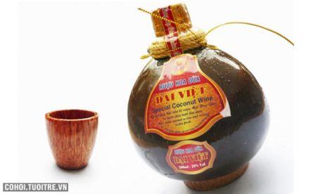 Rượu mật hoa dừa Đại Việt