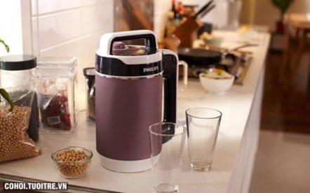 Máy làm sữa đậu nành Philips HD2079