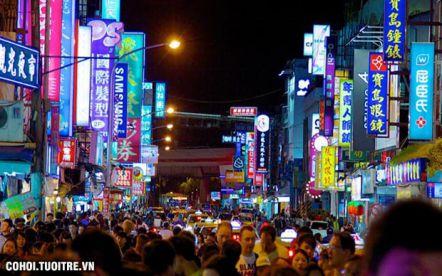 Tour liên tuyến Đài Loan, Nhật Bản giá rẻ