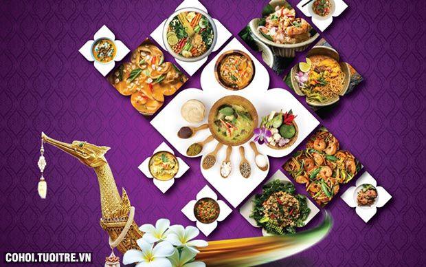 Lễ hội khám phá ẩm thực và văn hóa Thái Lan