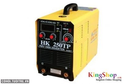 Máy hàn điện tử Hồng Ký HK 250TP - Inverter