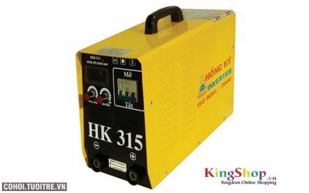 Máy hàn điện tử Hồng Ký HK 315-3P380V - Inverter