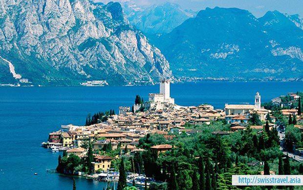 Khám phá Thụy Sĩ, Ý, Vatican, Pháp, Tây Ban Nha