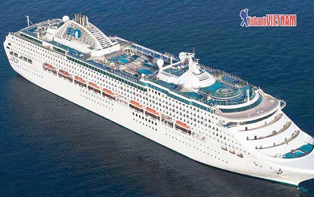 Tour Đài Loan - Nhật Bản trên du thuyền 5 sao