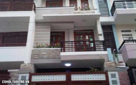 Nhà đẹp hẻm 10m đường Trường Chinh quận Tân Bình