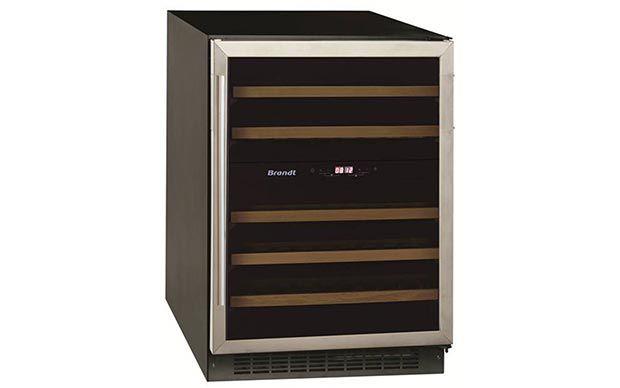 Tủ bảo quản rượu vang Brandt CAV80X nhập khẩu từ Pháp