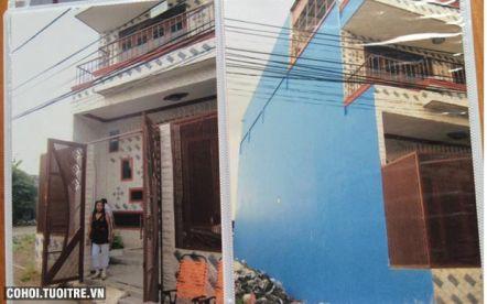 Cho thuê nhà nguyên căn ở quận Bình Tân