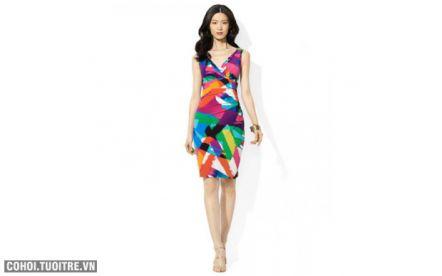 Đầm hàng hiệu Mỹ Ralph Lauren mã O466