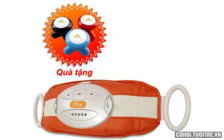 Xua tan mỡ bụng với máy massage bụng Elip 606