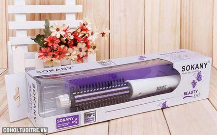 Máy uốn tóc Sokany CI-003C