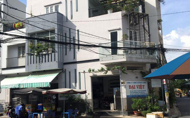 Cần sang nhà ở chung cư Lê Thành
