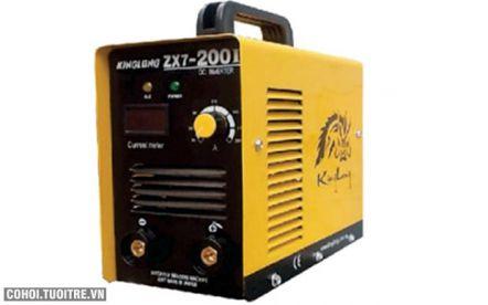 Máy hàn điện tử KingLong ZX7 200I