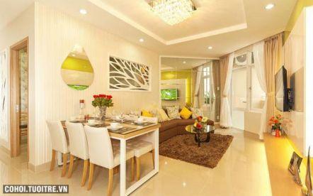 Mở bán block C căn hộ cao cấp Him Lam Chợ Lớn