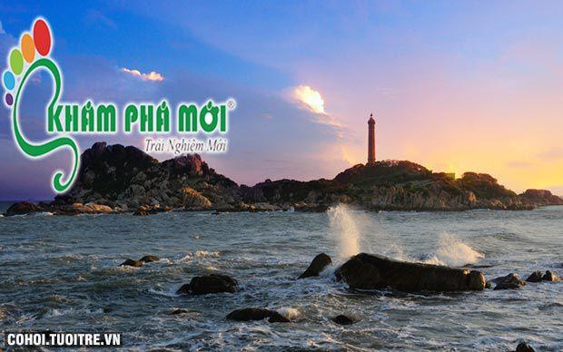 Tour Phan Thiết, Mũi Né, hải đăng Kê Gà