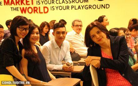 Học bổng Cử nhân Anh Quốc dành cho sinh viên Cao đẳng - Đại học