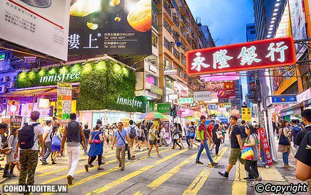 Nên đi Đài Loan hay Hồng Kông dịp cuối năm