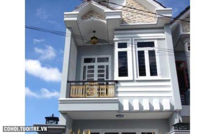 Nhà hẻm 12m đường Bàu Cát 2 quận Tân Bình