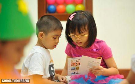 Khóa học STRONG START - Chuẩn bị cho bé vào lớp 1