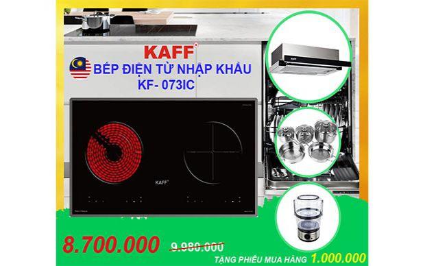 Khuyến mãi thiết bị nhà bếp KDC Safira Khang Điền
