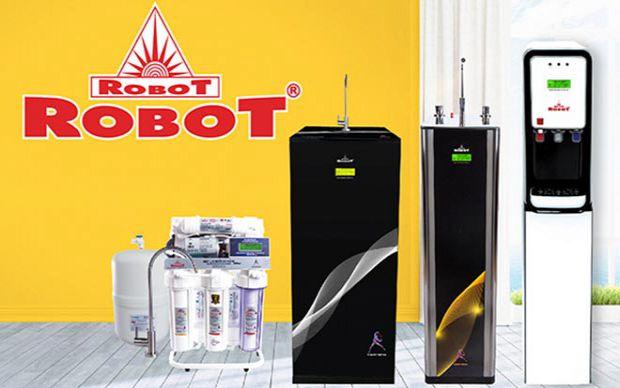Tưng bừng ra mắt máy lọc nước ROBOT thế hệ mới chỉ 2.950.000đ