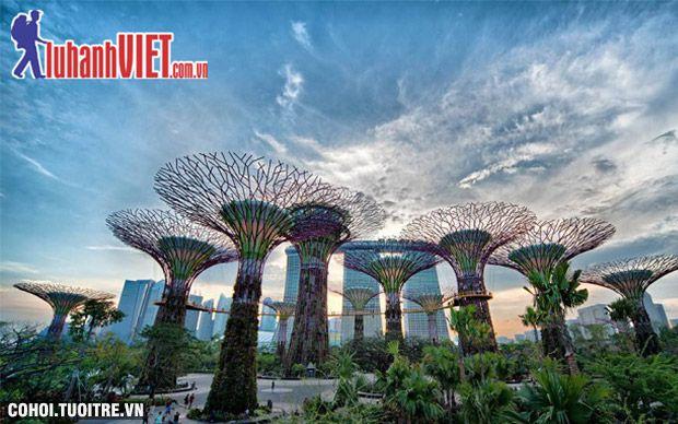 Tour Singapore - Malaysia - Indonesia từ 8,9 triệu