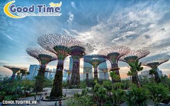 Tour du lịch Singapore 4N3Đ dịp lễ 30/04