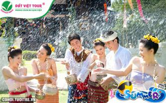 Tour Bangkok, Pattaya KH ngày 11, 16/4/2016