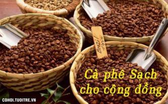 Cà phê nguyên chất giá cạnh tranh