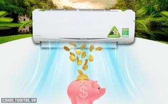 Hấp dẫn máy lạnh Daikin giá cực rẻ tại ĐM Hà Nam