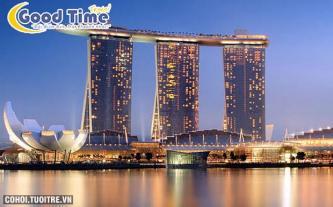 Tour du lịch Singapore 4N3Đ