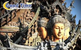 Tour du lịch Thái Lan đến với Bangkok – Pattaya 5N4Đ